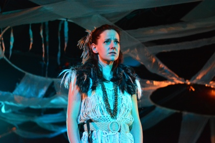"""Miranda, """"The Tempest"""" Photo by Carly Bales."""